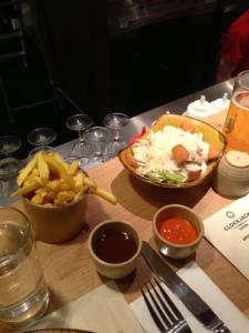Sides - Chips & Caesar Salad