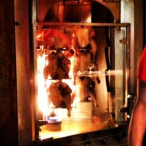 The Firey Cupboard