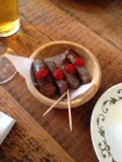 Wood Pigeon Sausages