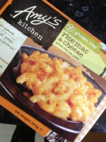Amy's Kitchen Rice Macaroni and Cheese - Gluten Free