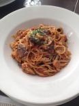 Gluten Free Spaghetti la Traviata