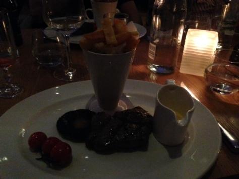 Steak in the Dark