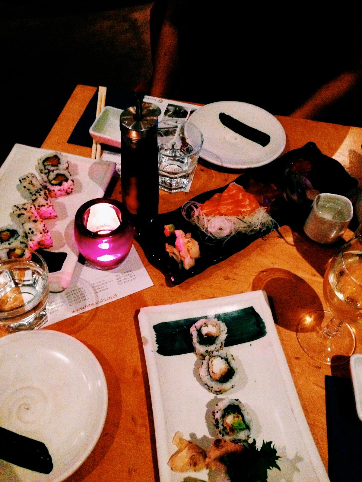 gluten free feng sushi