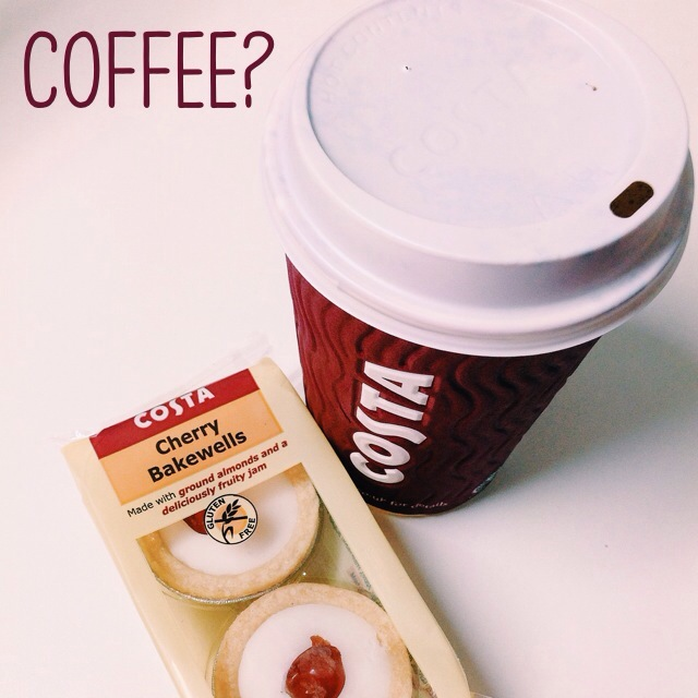 gluten free costa coffee