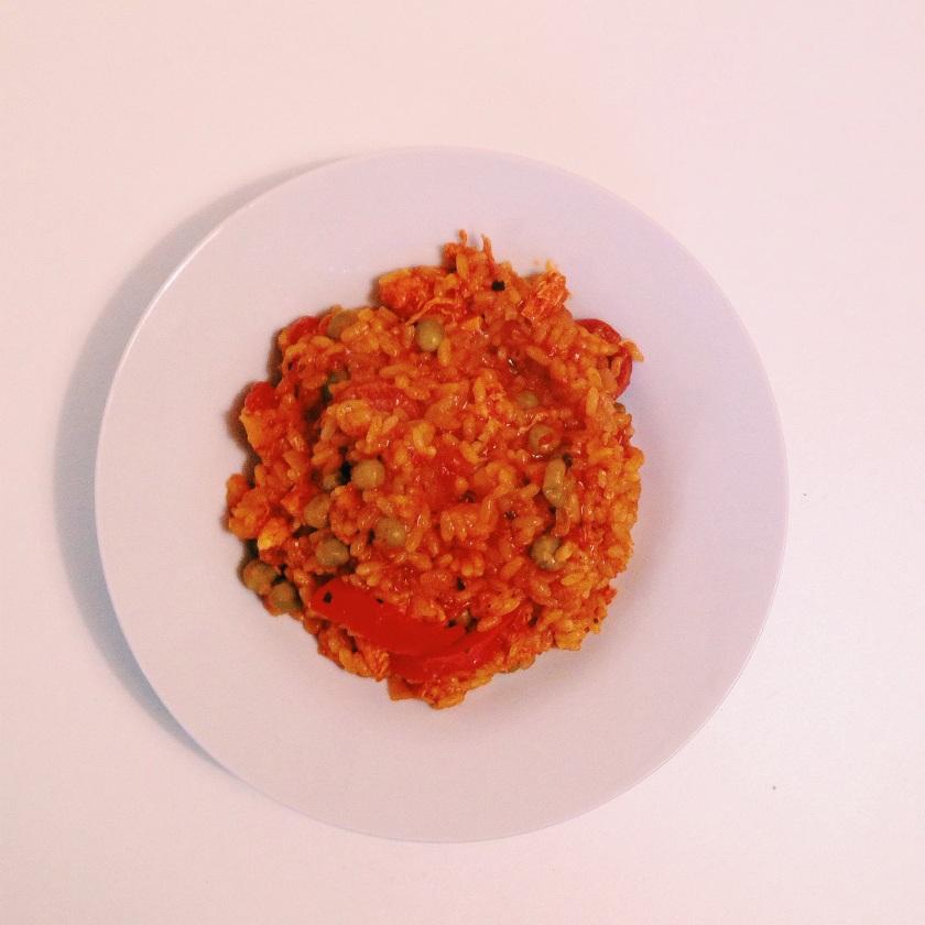 gluten free paella