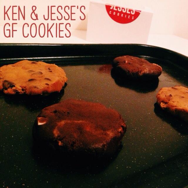 ken jesses gluten free cookie dough