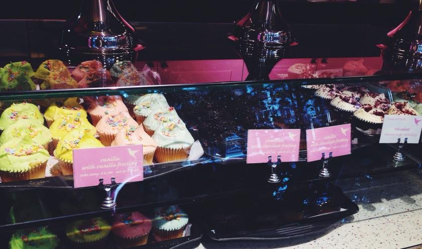 gluten free cupcakes hummingbird bakery