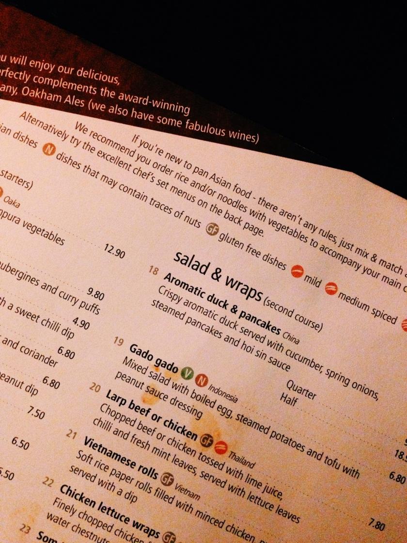 oaka kennington gluten free