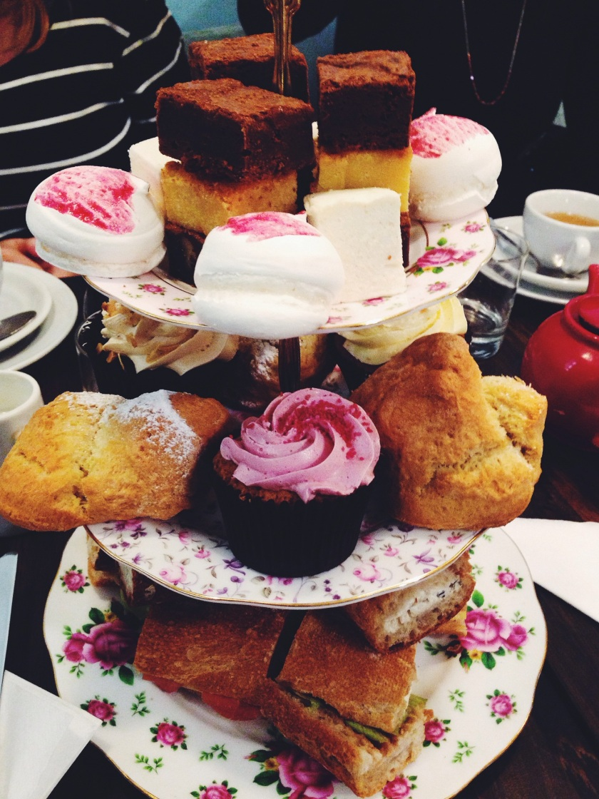 beas bloomsbury gluten free afternoon tea