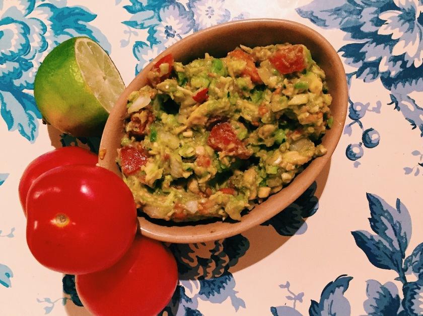 gluten free guacamole recipe