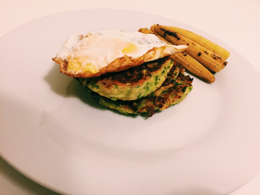 gluten free courgette frittersgluten free courgette fritters