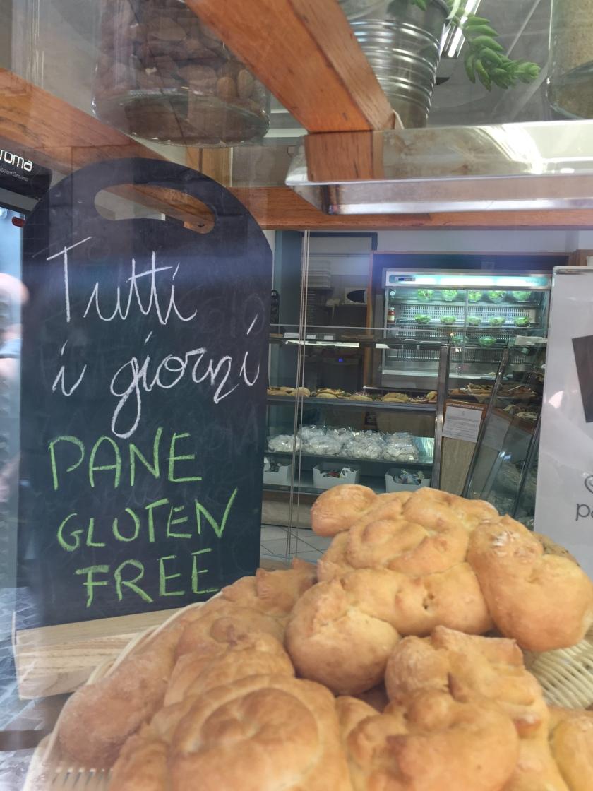 gluten free rome 1
