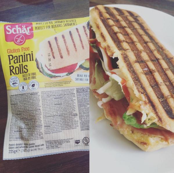 schar gluten free panini